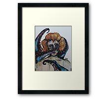 Modern Day Ursula  Framed Print