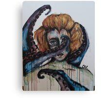 Modern Day Ursula  Canvas Print