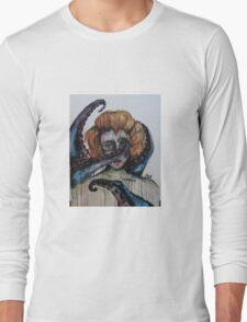 Modern Day Ursula  Long Sleeve T-Shirt