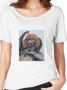 Modern Day Ursula  Women's Relaxed Fit T-Shirt