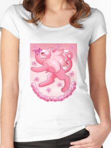 Steven universe - Coat of arms Women's Fitted Scoop T-Shirt