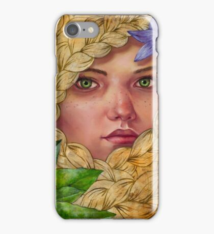 Rapunzel iPhone Case/Skin