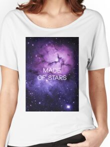 Made of Stars Women's Relaxed Fit T-Shirt
