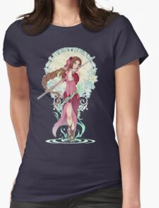 Aerith Womens Fitted T-Shirt