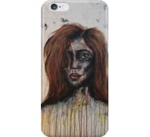 Troubled Mistress iPhone Case/Skin