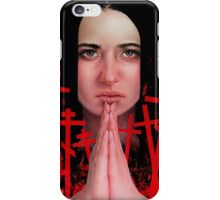 Pray the Lord iPhone Case/Skin