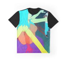 Wasting Time Graphic T-Shirt
