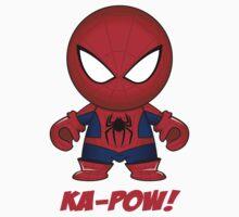 SupaDupa SpiderMan One Piece - Short Sleeve