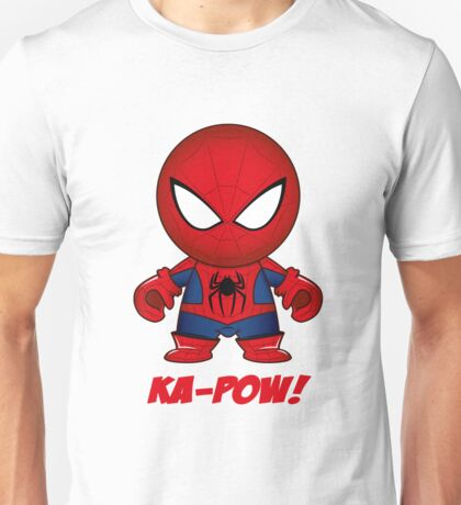 SupaDupa SpiderMan Unisex T-Shirt