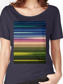 raster background Women's Relaxed Fit T-Shirt