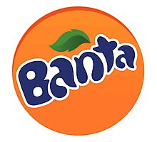 Banta [Fanta Parody] Photographic Print