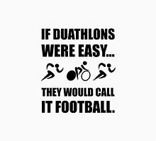 Duathlon Football Unisex T-Shirt