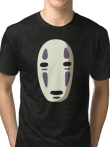 No face from chihiro Tri-blend T-Shirt