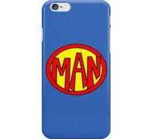 Hero, Heroine, Superhero, Super Man iPhone Case/Skin