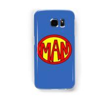 Hero, Heroine, Superhero, Super Man Samsung Galaxy Case/Skin