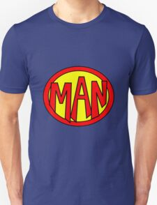 Hero, Heroine, Superhero, Super Man T-Shirt