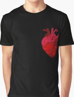 Human heart. Graphic T-Shirt