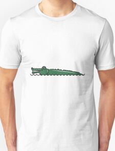 Crocodile freshwater cool T-Shirt