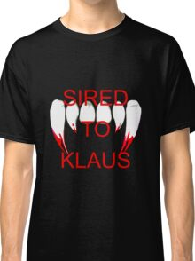 Sired to klaus Classic T-Shirt