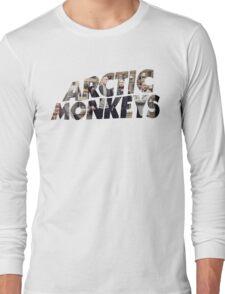 Arctic Monkeys - Logo (Alternative)  Long Sleeve T-Shirt