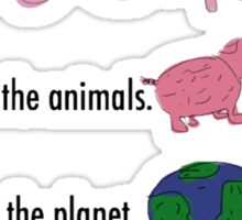 Vegan Design  Sticker