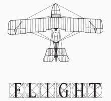 Flight One Piece - Short Sleeve