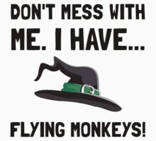 Flying Monkeys Kids Tee