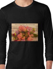 Fragrant Blossoms Long Sleeve T-Shirt