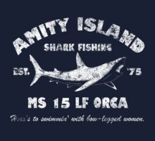 Amity Island Shark Fishing Est - 1975 by simonbreeze