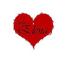 Team Elena Photographic Print