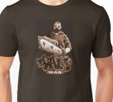Saw Man Unisex T-Shirt