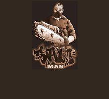 Saw Man Unisex T-Shirt