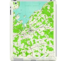 New York NY Broadalbin 123095 1945 24000 iPad Case/Skin