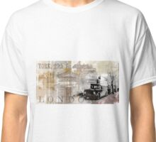 Vintage Britain Classic T-Shirt