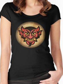 Bioshock Devil's Kiss Vigor Women's Fitted Scoop T-Shirt