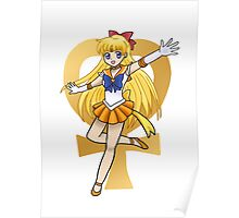 Sailor Venus Poster