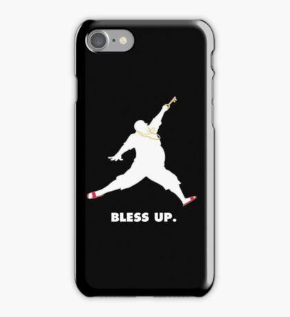 Bless Up - DJ Khaled iPhone Case/Skin