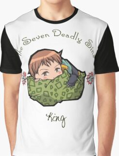 Chibi King Graphic T-Shirt