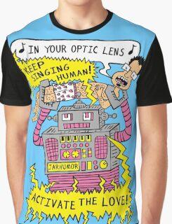 Robot Love Graphic T-Shirt