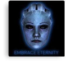 Embrace Eternity Canvas Print