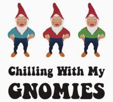 Gnomies Baby Tee