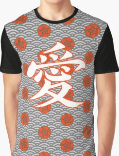 Eastern Love POPPY RED Graphic T-Shirt