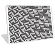 seamless patterns Black white Laptop Skin