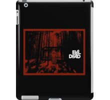 A Cabin In The Woods iPad Case/Skin