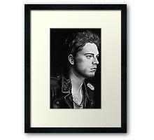 Sebastian Stan #3 Framed Print