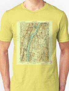 New York NY Catskill 122859 1938 62500 T-Shirt
