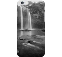 In the Rain - Kauai iPhone Case/Skin