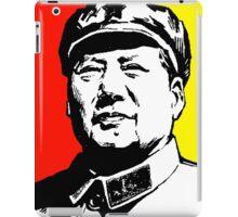 CHAIRMAN MAO iPad Case/Skin