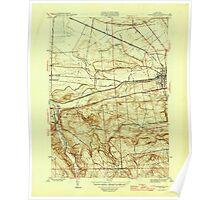New York NY Canastota 122773 1946 31680 Poster