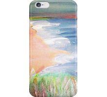 Lonely Seashore iPhone Case/Skin